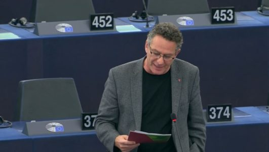 (Video) K. Arvanitis in the EP Plenary on the continuing threat against the Rule of Law in Poland (11/2/20)