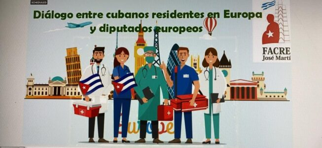 Solidarity of the Peoples of Europe to Cuba