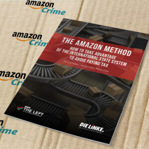 'Amazon Method' of tax dodging exposed in new research