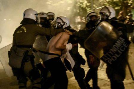 """Όχι στην ακροδεξιά βία της """"κανονικότητάς"""" τους"""