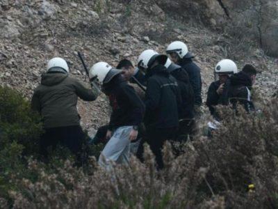 Κ. Αρβανίτης για τα επεισόδια στα Μεστά Χίου: Δημοκρατία και «Νέα Δημοκρατία» είναι έννοιες αντιθετικές