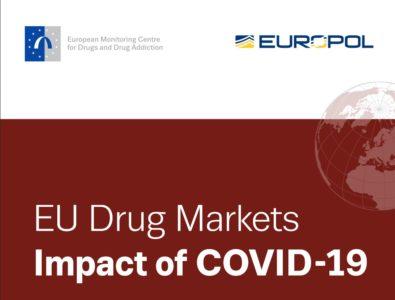 Έκθεση του Παρατηρητηρίου της ΕΕ για τα Ναρκωτικά για την χρήση στην εποχή του Κορωνοϊού