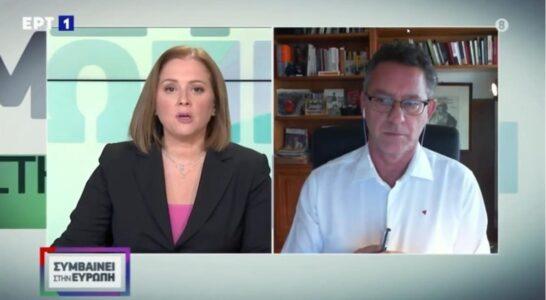 K. Αρβανίτης στην ΕΡΤ1: Κυρώσεις σε Κράτη – Μέλη που δεν τηρούν τις βασικές αρχές λειτουργίας της ΕΕ (+video)