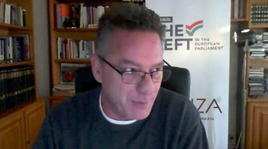 Κ. Αρβανίτης στη LIBE: Ο Τραμπ έφυγε, ώρα να αφήσει και η ΕΕ τις πολιτικές του στο Προσφυγικό (+video)