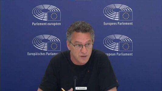 Κ. Αρβανίτης στην Ολομέλεια του Ε/Κ: Ούτε ένα Ευρώ για Πολιτικές που δεν Σέβονται το Κράτος Δικαίου (+video)